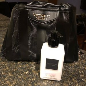 Victoria Secret bag and lotion